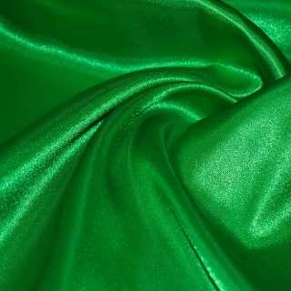 Атлас ярко-зеленый ш.150