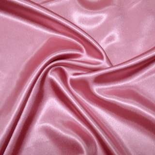 Атлас стрейч шамус розово-сиреневый ш.150