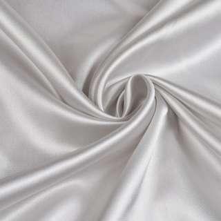 Атлас стрейч шамус серый светлый ш.150