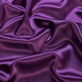 Атлас стрейч шамус светло-фиолетовый ш.150