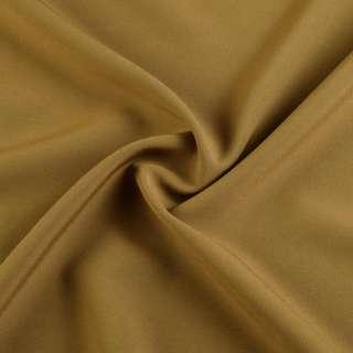 Креп костюмный бистрейч оливковый ш.150