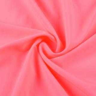 Бистрейч плательный розовый неон, ш.150