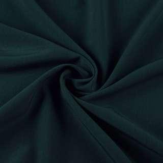 Бистрейч плательный зеленый темный, ш.155