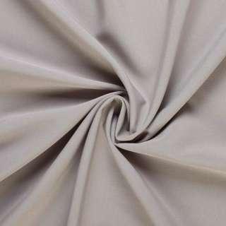 Биэластик гладкий светло-серый ш.150