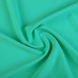 Биэластик гладкий зеленый мятный ш.150