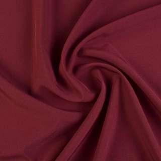 Биэластик гладкий вишневый ш.150