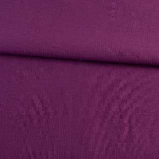 Микровельвет фиолетовый не стрейч, ш.145