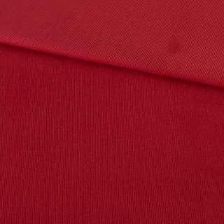 Микровельвет красный не стрейч, ш.145