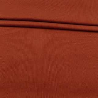 Микровельвет стрейч терракотовый ш.150
