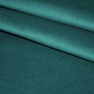 Микровельвет стрейч темно-бирюзовый ш.150