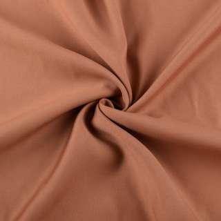 Вискоза коричнево-розовая ш.145