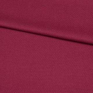Вискоза костюмная бордовая, ш.140