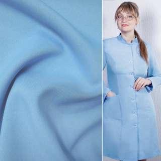 Габардин голубой ш.150