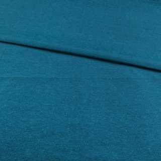Поликоттон сине-голубой ш.145