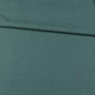 Креп дайвинг зелено-серый, ш.155