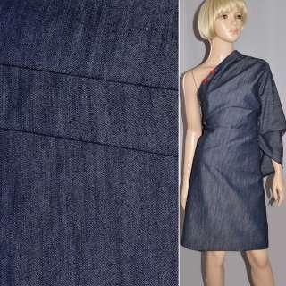 Джинс стрейч серый светлый с синим оттенком ш.165