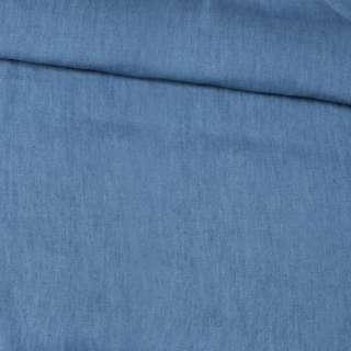 Джинс голубой темный, ш.150