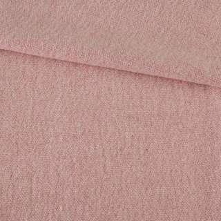 Твид молочно-розовый, ш.150