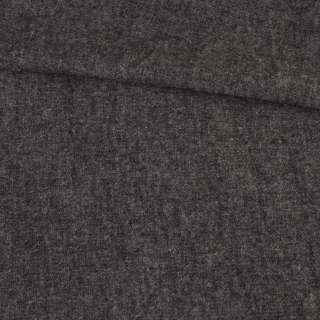 Твид донегал черно-серый, ш.150
