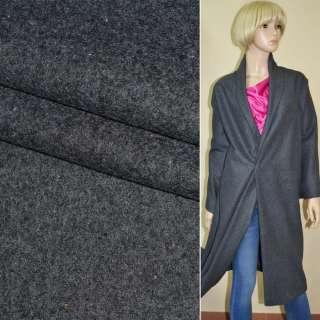 Ткань костюмная серая ш.158