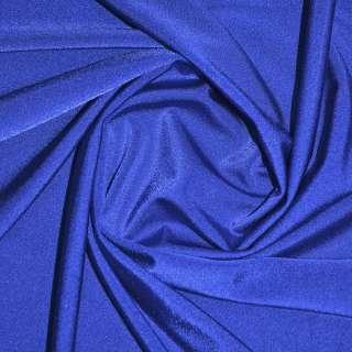 Лайкра синяя (электрик) люминесцентная ш.160