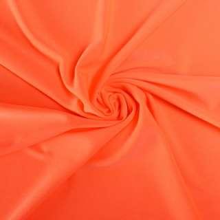 Микролайкра оранжевая неон ш.165