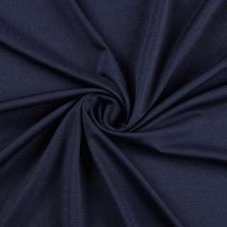 Микролайкра синяя темная ш.162