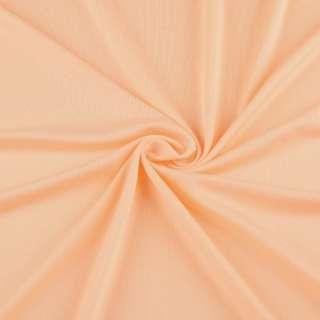 Микролайкра персиковая ш.160