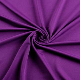 Лайкра тонкая фиолетовая, ш.160