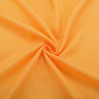 Лен с вискозой желтый ш.150