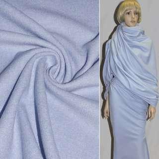 Лоден костюмный голубой, ш.150