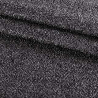 Лоден букле пальтовый серый, ш.150