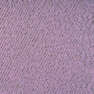 Лоден букле крупное диагональ пальтовый сиренево-зеленый, ш.150