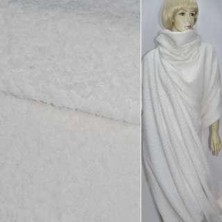 Мех пальтовый белый (ворсовая) ш.150