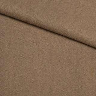 Кашемир пальтовый бежевый темный, ш.150