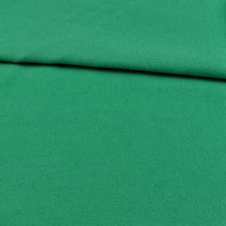 Трикотаж пальтовый зеленый, ш.153