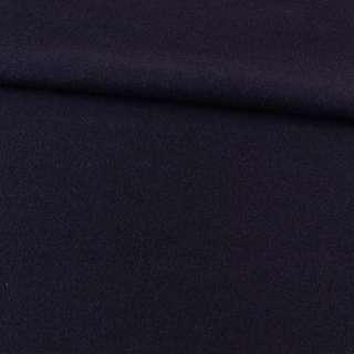 Лоден пальтовый синий темный, ш.155