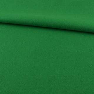 Лоден пальтовый зеленый, ш.155