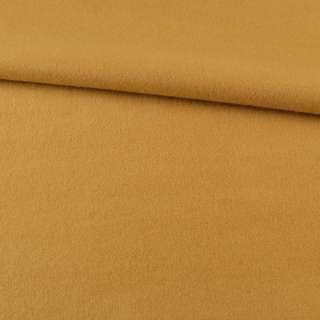Лоден пальтовый горчичный, ш.152