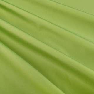 Бондинг (плащевка на трикотажной основе) салатовый ш.150