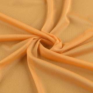 Сетка подкладочная желто-бежевая, ш.160