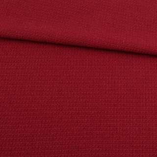 Рогожка красная ш.147