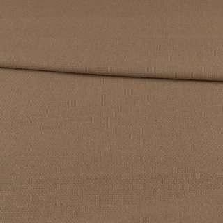 Рогожка шерстяная бежевая ш.150
