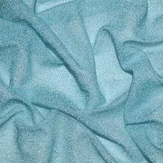 Трикотаж голубой с метанитью ш.115