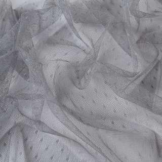 Сетка мушка мелкая серая, ш.158