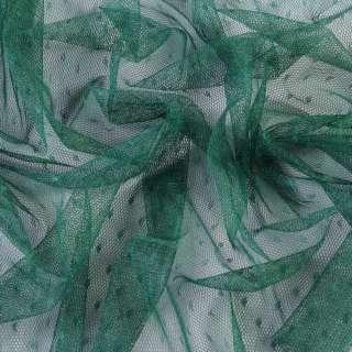 Сетка мушка мелкая зеленая изумрудная, ш.160
