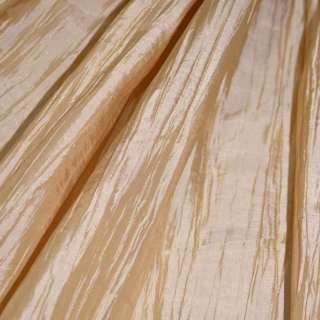 Тафта жатая золотая светлая ш.130