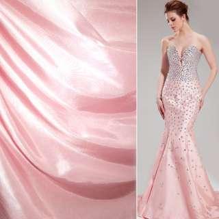 Тафта розовая ш.150