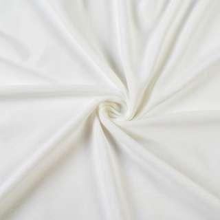 Трикотаж джерси белый ш.158