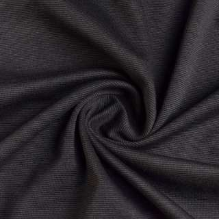 Трикотаж французский серый темный ш.145